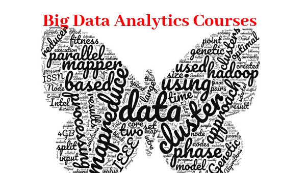 Big Data Analytics Courses slideset